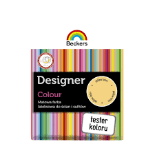 BECKERS DESIGNER COLOUR 50ml TESTER