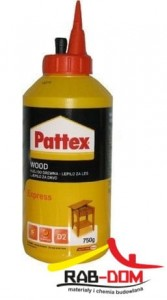 PATTEX Klej do drewna EXPRESS 750g