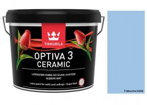 TIKKURILA Optiva Ceramic Matt 3 0,9l KOLOR: H356