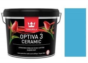 TIKKURILA Optiva Ceramic Matt 3 2,7l KOLOR : S 1050-B