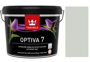 TIKKURILA Optiva Satin Matt 7 2,7l  KOLOR H495