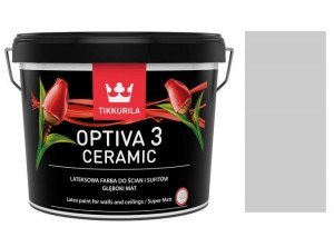 TIKKURILA Optiva Ceramic Matt 3 9l kolor: NCS S 1500-N