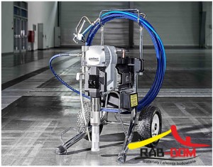 GRONE UltraSpray 42 1500W Agregat malarski