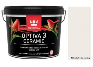 TIKKURILA Optiva Ceramic Matt 3 0,9l Gentle Morning