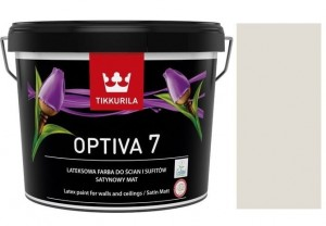 TIKKURILA Optiva Satin Matt 7 2,7l KOLOR S 1002-Y50R