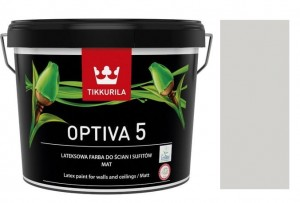 TIKKURILA Optiva Matt 5 9l KOLOR S 1500-N